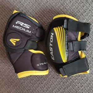 Youth M Easton Stealth Elbow Pads Ice Hockey